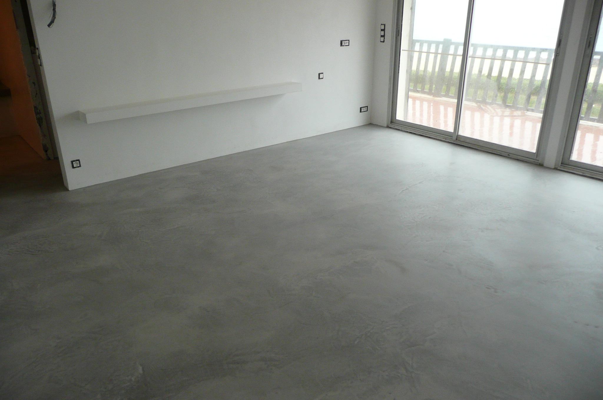 sol beton cool beton carrelage intrieur sol et mur x bianco effet bton with sol beton finest. Black Bedroom Furniture Sets. Home Design Ideas